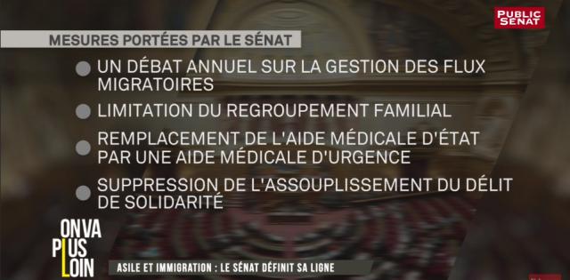 Apports senat^pjlimmigration